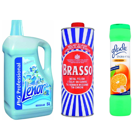 Misc Cleaning Products