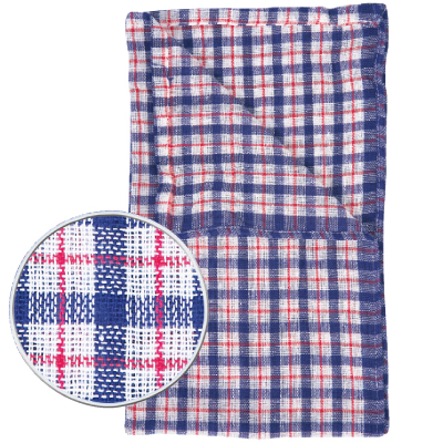 ECONOMY COLOURED TEA TOWELS PACK OF 10