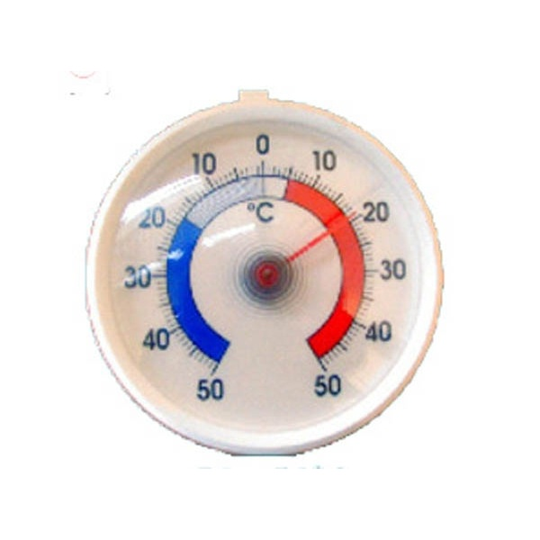 DIAL TYPE FREEZER THERMOMETER -50 TO 50øC - 717-EB