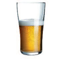 20oz CE ULTIMATE PINT GLASSES with HEAD BOOSTER CASE OF 15