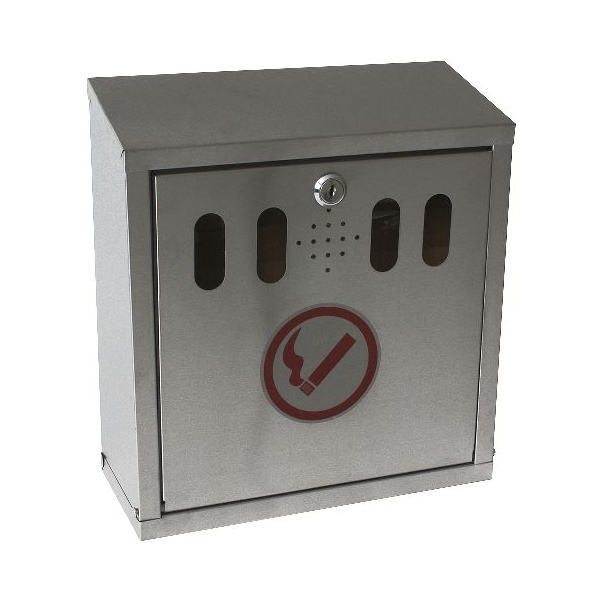 WALL MOUNTED ASHTRAYS STAINLESS STEEL