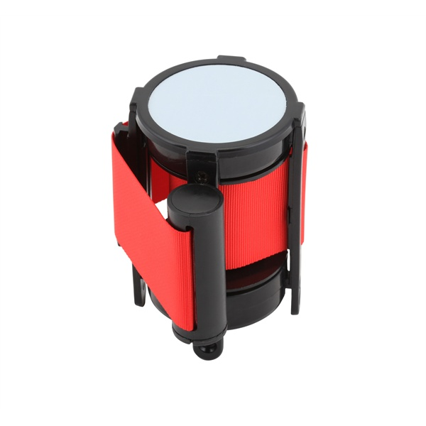 GW BARRIER POST - RETRACTABLE RED BELT - BP-BLTR