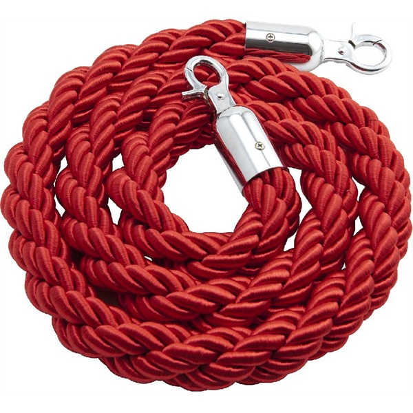 GENWARE BARRIER ROPE RED USE W/CODE BP-RPE  - BR-R