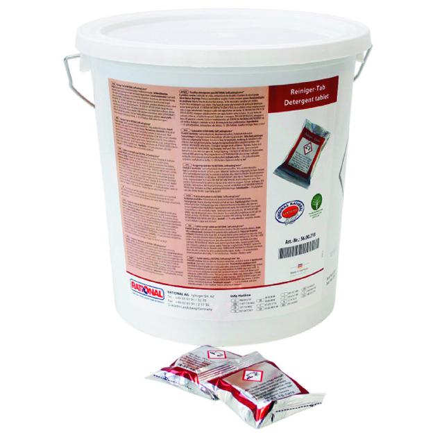 LINCAT / RATIONAL CLEANER TABS 56.00.212    100 TABLETS P/TUB