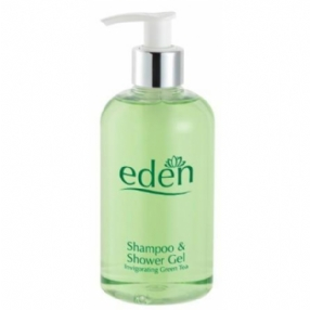 OUT OF EDEN 300ml BOTTLE & PUMP-  SHAMPOO AND SHOWER GEL
