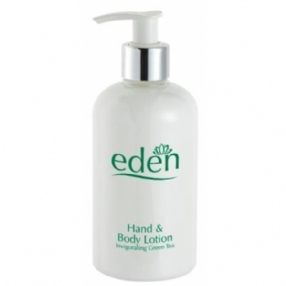 OUT OF EDEN 300ml BOTTLE & PUMP-  HAND AND BODY LOTION