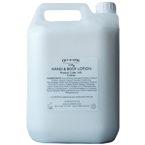 OUT OF EDEN HAND AND BODY LOTION 5L