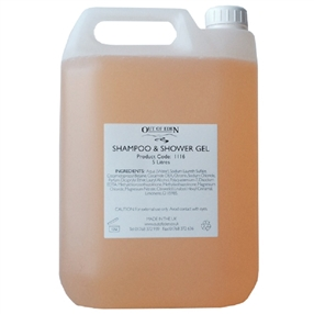 OUT OF EDEN SHAMPOO AND SHOWER GEL 5L