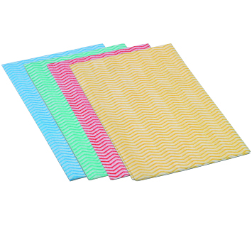 GP LIGHTWEIGHT YELLOW VILEDA CLEANING CLOTHS  PACK OF 100