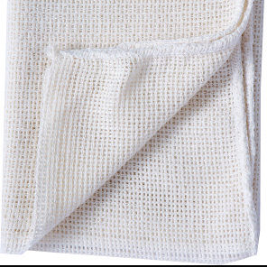 LARGE KNITTED BLEACHED DISHCLOTHS    PACK OF 10