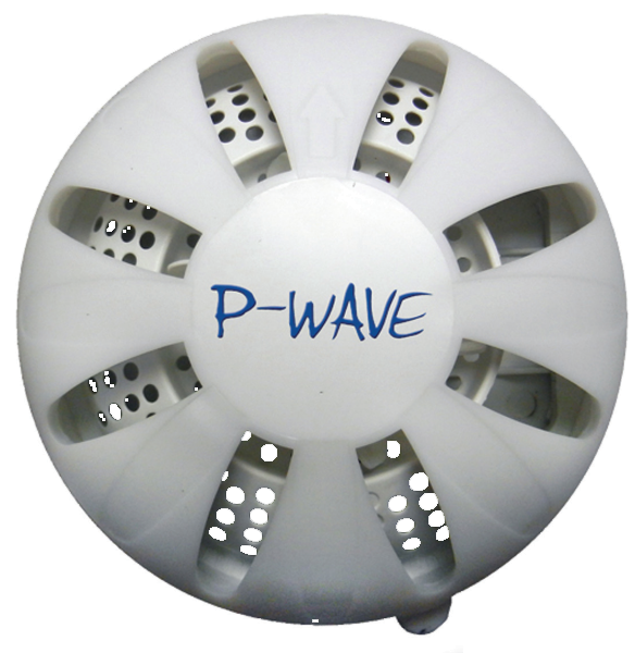 P-WAVE EASY FRESH FAN c/w BATTERIES