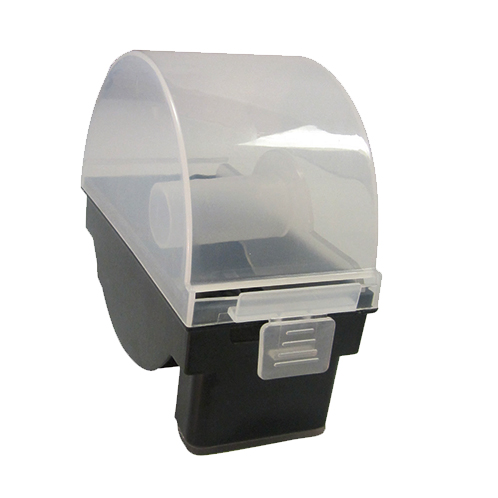 DISPENSER c/w HACCP LABELS per 500 per roll