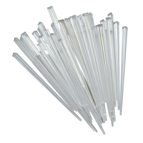 "3.5"" PRISM PICK CLEAR BAG OF 1000"